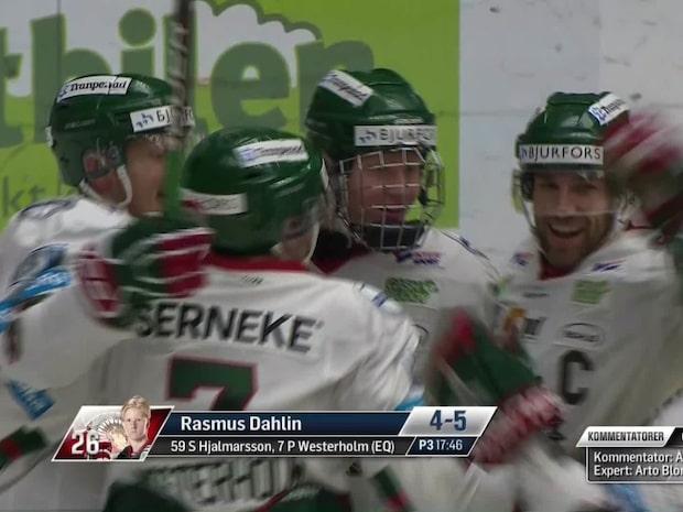 Highlights: Malmö-Frölunda