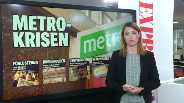 Metro-krisen: Detta har hänt