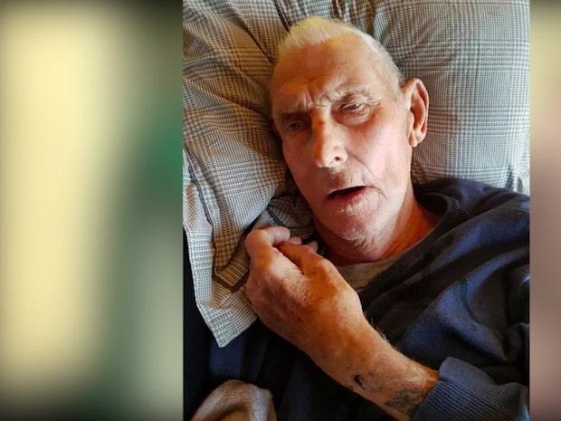 Lennart, 84, tvingades amputera benen – dottern anmäler hemmet
