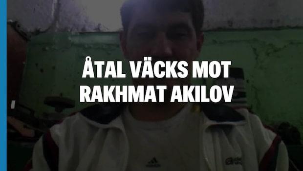 Detta framgår av åtalet mot Rakhmat Akilov