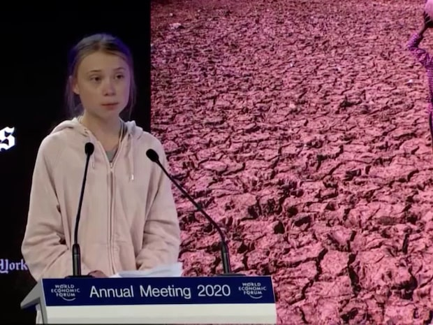 """Greta Thunberg: """"Det är bara tomma ord och löften"""""""