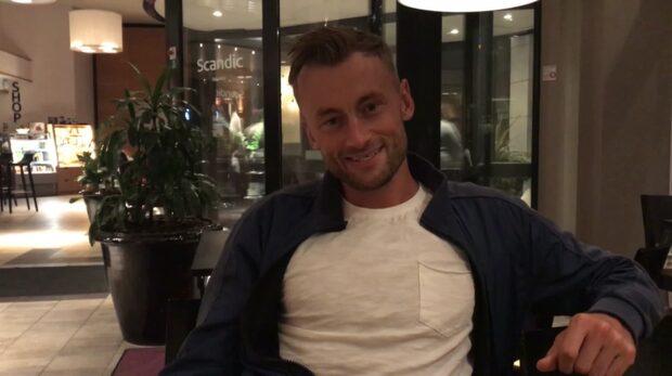 """Northugs pik till Halfvarsson: """"Lycka till"""""""