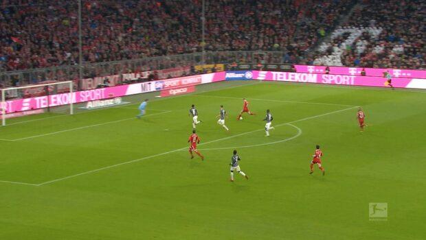 Höjdpunkter: Bayern München-Augsburg
