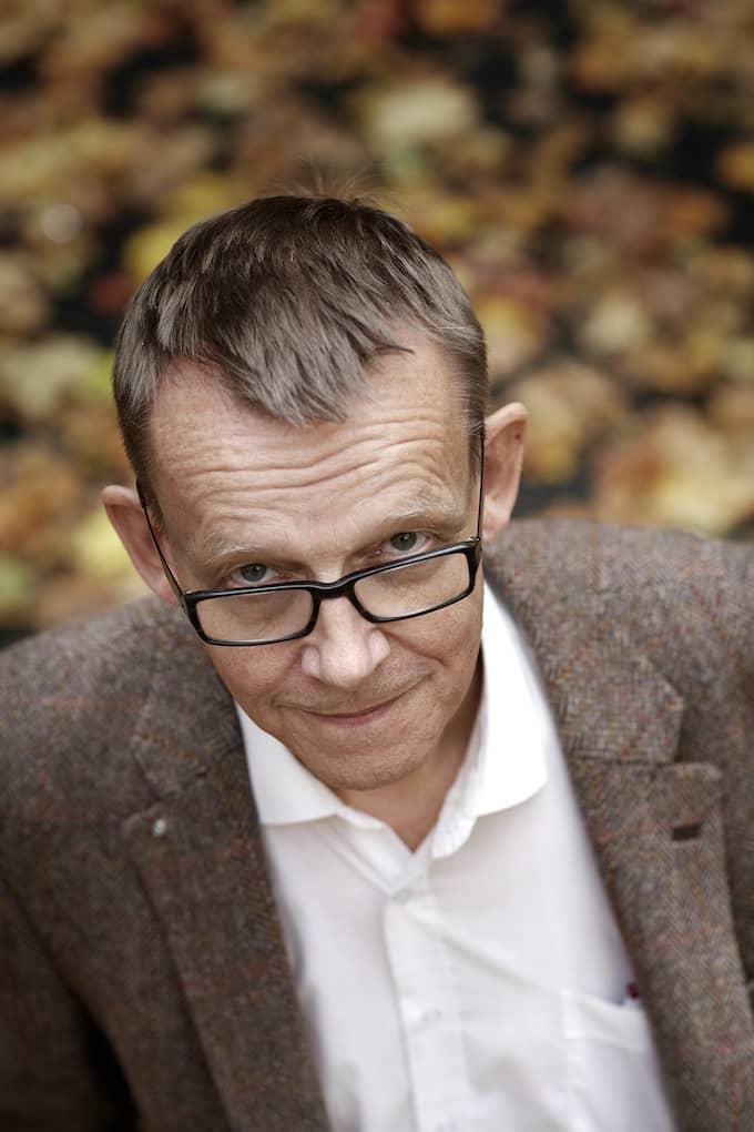 Hans Rosling gick bort den 7 februari förra året. Foto: JÖRGEN HILDEBRANDT / NATUR OCH KULTUR