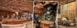 Världens största Starbucks har öppnat – så ser det ut