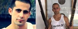 Trippelmördaren Mark Saliba  byggde vapen av trä i fängelset