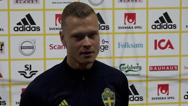 """Claesson om tuffa rehaben: """"Blev nästan manisk"""""""