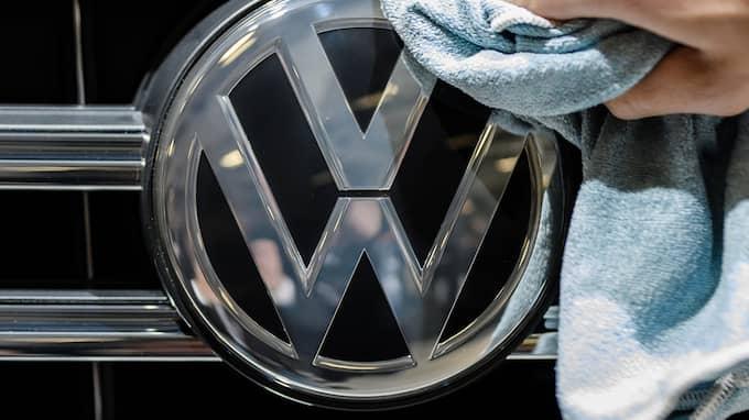 Volkswagen erkänt sig skyldiga till att medvetet ha brutit mot USA:s miljölagar. Foto: CLEMENS BILAN / EPA / TT NYHETSBYRÅN