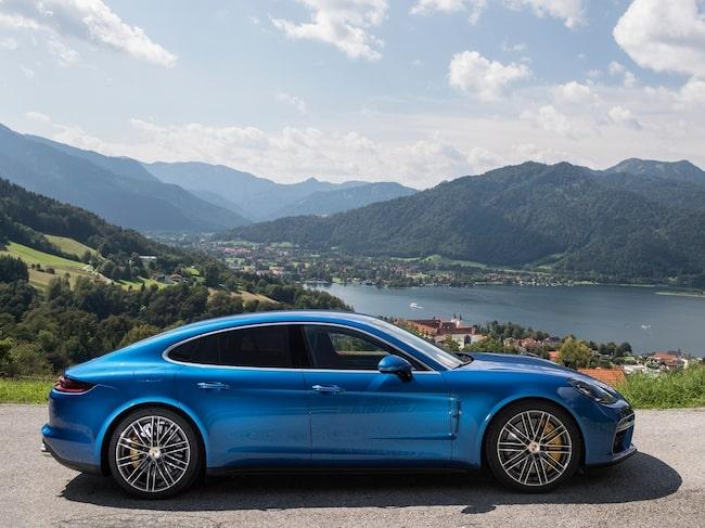 Porsche kommer bland annat begränsa Europaförsäljningen av sin modell Panamera.