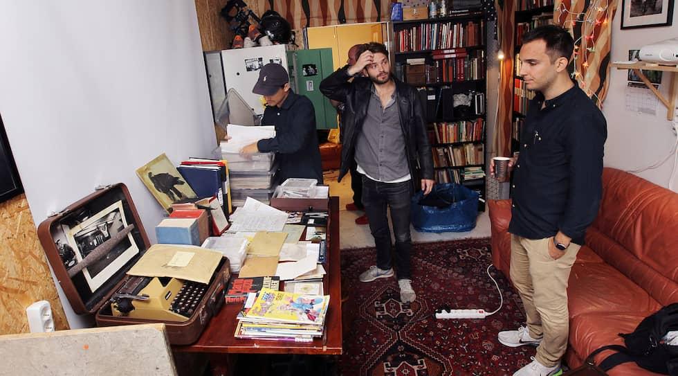 Fabian Sigurd, Paolo Iskra och Emilio Di Stefano och de övriga i filmkollektivet Luftslottet steg rakt in i den tidigare misstänkte statsministermördarens slutna värld när de började göra research för filmen om Christer Petterssons liv och fann hans arkiv och tillhörigheter.