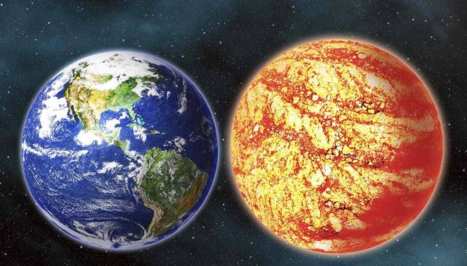 Ny jordlik planet funnen
