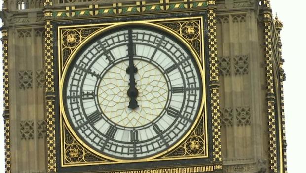 Big Bens sista slag på fyra år