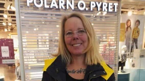 Annelie Brandt, 45, är en av nattvandrarna i Tynnered. Hon berättar att hon har bott i Frölunda i 15 år och upplever inte att brottsligheten och otryggheten i området har sjunkit. Foto: Privat