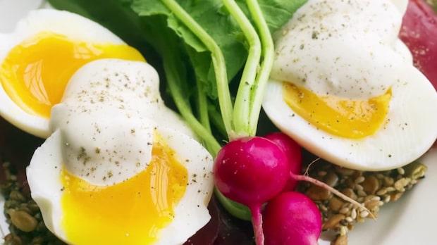 Tre grymma anledningar att äta ägg