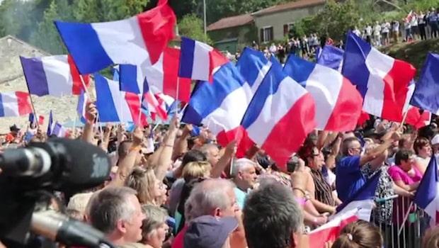 Det franska valet - så går det till