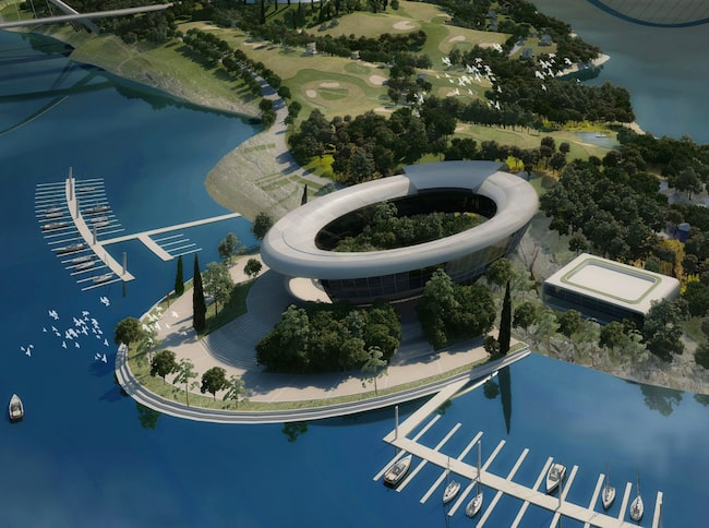 En ny stad ska byggas i regionen Extremadura.
