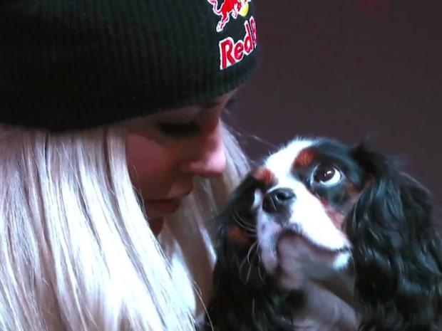 """Vonn om kärleken till hundarna: """"Jag är en galen hundidiot"""""""