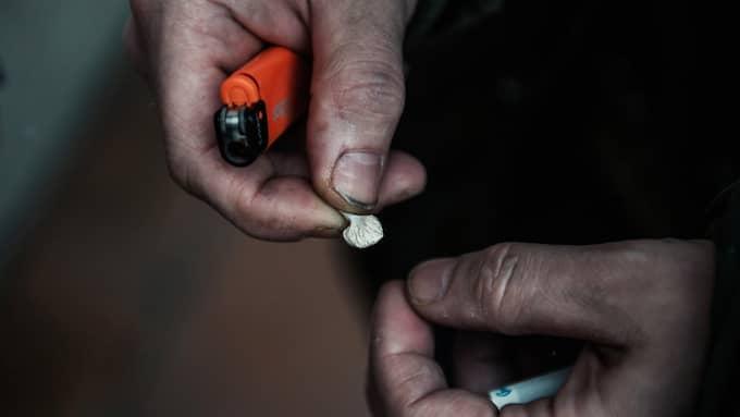 Svenskar åker över sundet för att vistas i en tryggare drogmiljö. Foto: ANNA-KARIN NILSSON