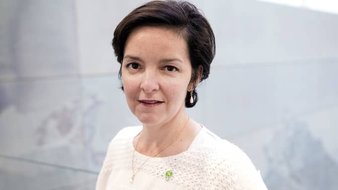 Dolores Öhman (MP), regionråd i Region Skåne. Foto: PRESSBILD