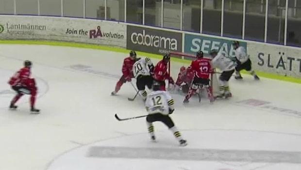 Höjdpunkter: Vita Hästen-AIK