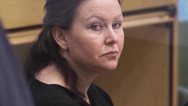 Arbogakvinnan Johanna Möller frias för anstiftan till mord