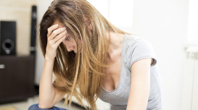 """Cirka sju till tio procent av alla som förlorar en närstående """"fastnar"""" i sorgen i över ett år."""