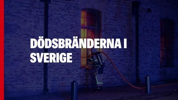 Dödsbränderna i Sverige