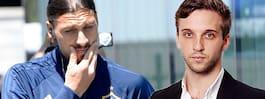 Inte toppen att se Zlatan  skrumpna ihop till det här