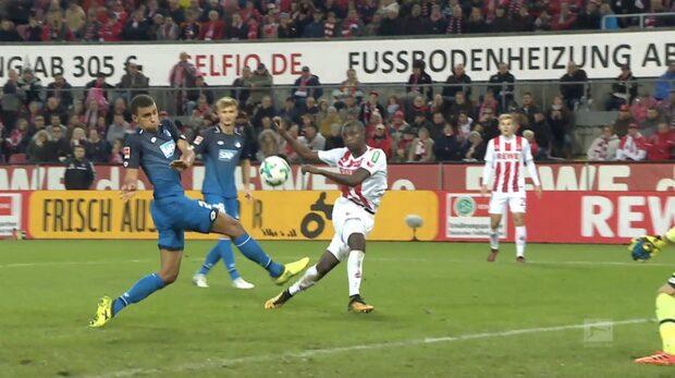 Highlights: Köln-Hoffenheim