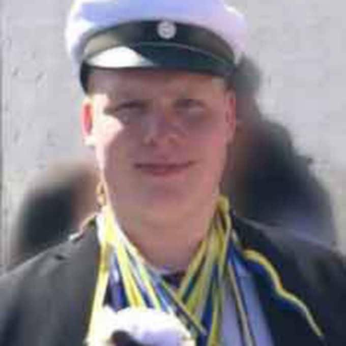 19-årige Kristoffer Andersson åtalas, misstänkt för mordet på Ida Johansson, 21, i Upplands Väsby. Foto: Privat/Facebook