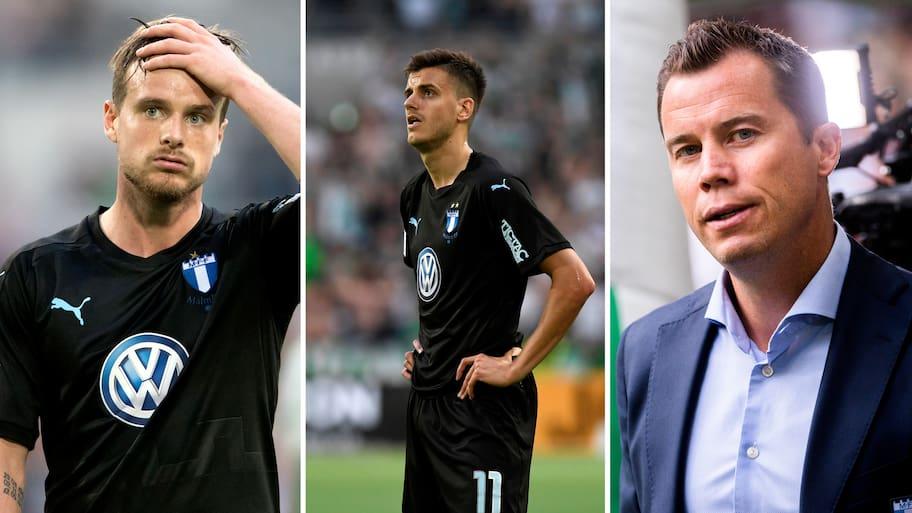 Malmö FF stängde in sig – efter nya förlusten