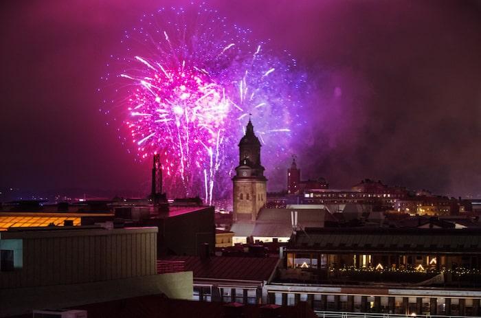 fira nytt år göteborg