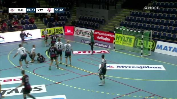 Höjdpunkter: Malmö–IFK Ystad