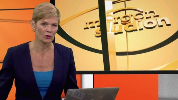 Våldsam bilolycka i Jämtland