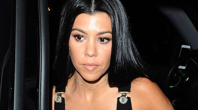 Kourtney Kardashian uppges vara beredd på att ha tillbaka Scott Disick Foto: Daniel Robertson / DANIEL ROBERTSON/STARTRAKSPHOTO. STARTRAKS PHOTO