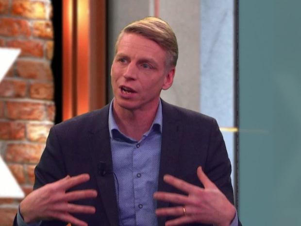 Bara politik: Se intervjun med Per Bolund