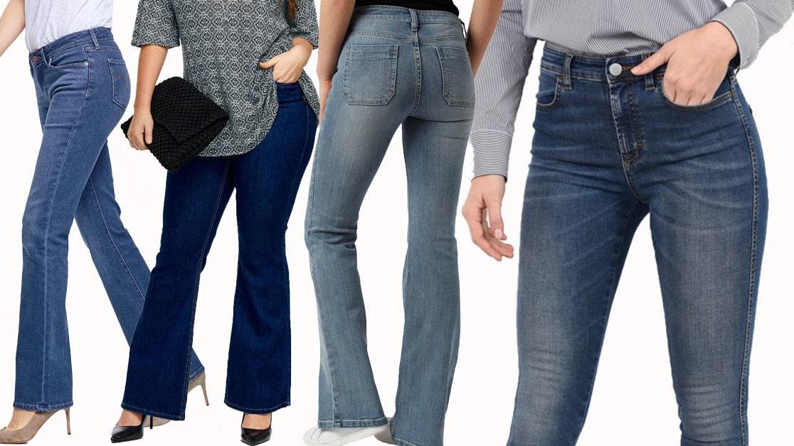bfd8974d 25 snygga jeans som smickrar din kropp - 2017 | Hälsoliv