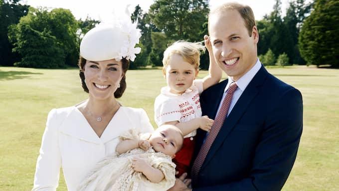 Prins William berättar att han önskat att hans mamma fått chansen att träffa hans familj. Foto: ROTA
