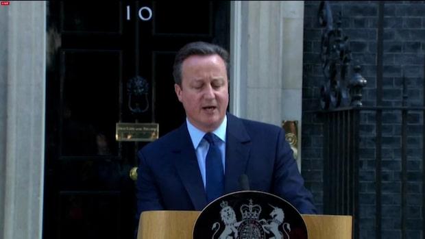 Mats Larsson om David Camerons biografi