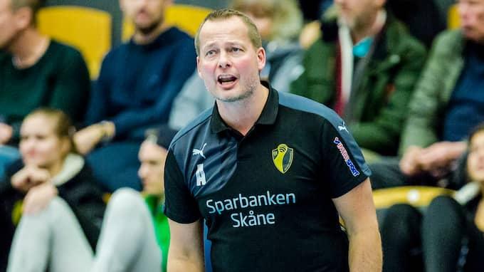 Tomas Westerlund sadlar om. Foto: MATHILDA AHLBERG / BILDBYRÅN
