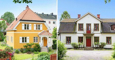 Hemnet u2013 5 fina villor för samma pris som en etta i Stockholm Leva& bo