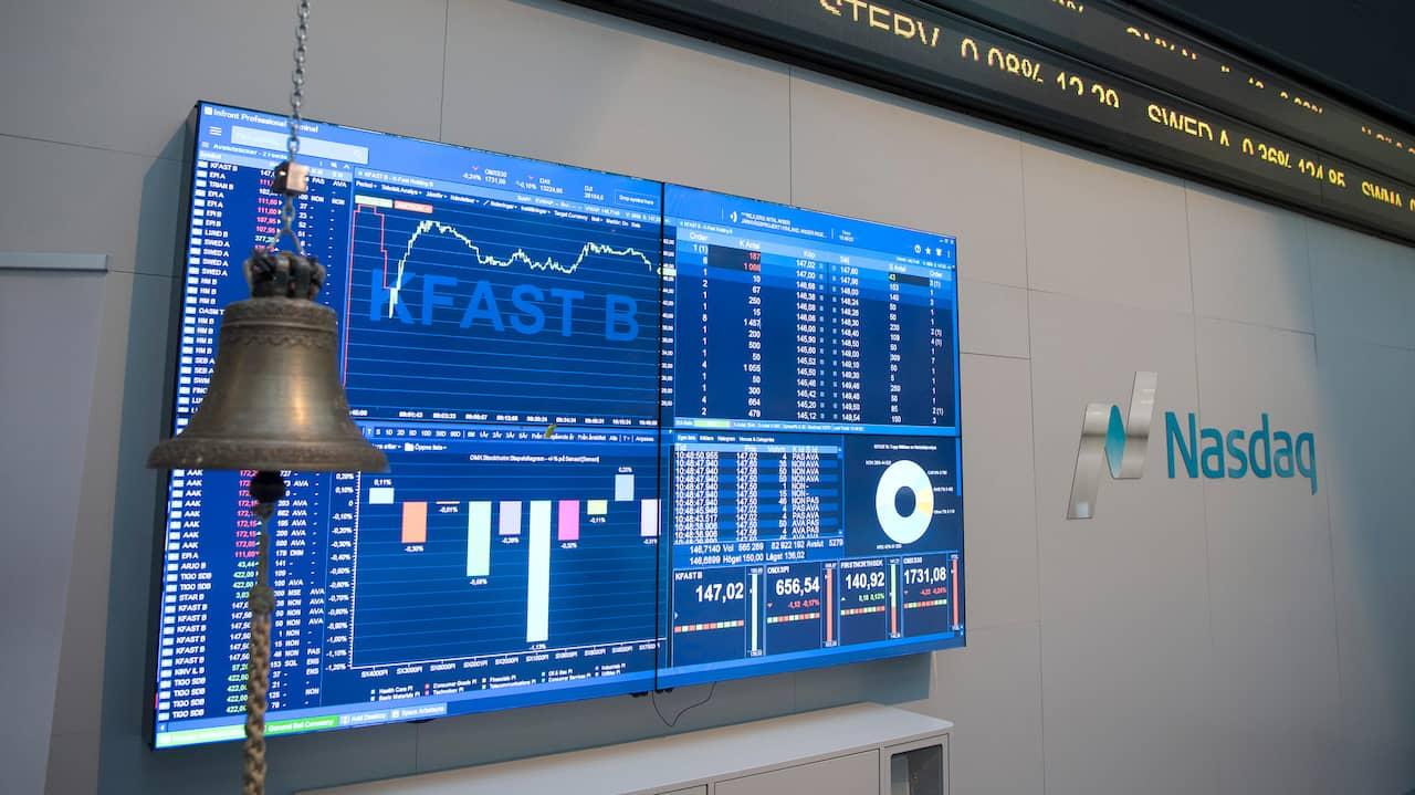 Börsen i Stockholm vände upp efter förra veckans ras