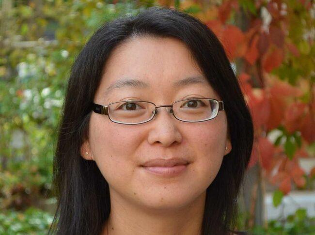 Christina Lantz, mikrobiolog vid Livsmedelsverket