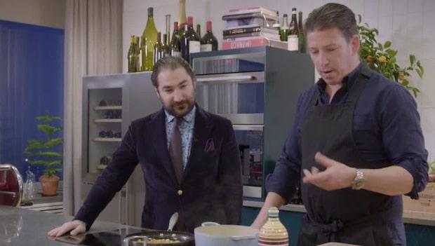 Vin & Mat - Passioner: Stjärnkockens eget recept på Bacalhau