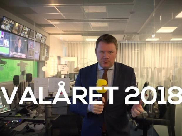 Trailer: Bara politik, vårsäsong 2018