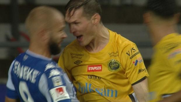 Jönsson fula tilltag mot Söder –får varning