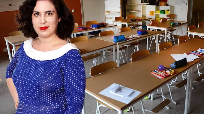 Skolor utan klassrum är en usel idé. Foto: / FOTOGRAF © CHRISTER WAHLGREN