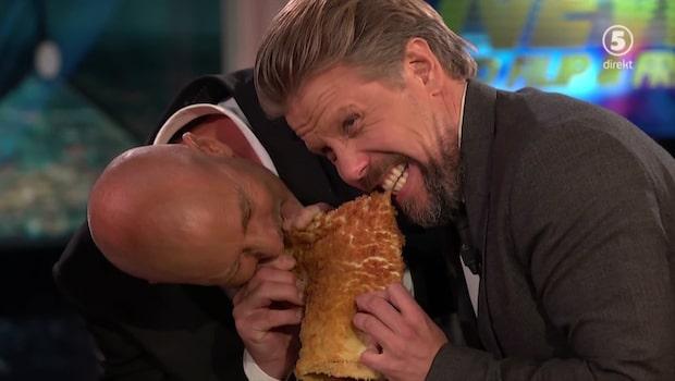 Här äter Duplantis tränare sina kalsonger