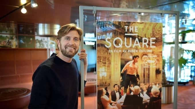 Ruben Östlund har redan vunnit Guldpalmen - nu har den svenska regissören chansen att vinna en Oscar. Foto: JESSICA GOW/TT / TT NYHETSBYRÅN