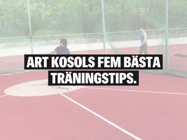 Art Kosols fem bästa träningstips